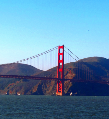 Golden Gate Bridge Daytime