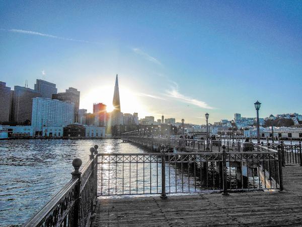 Pier 4 Downtown San Francisco, USA