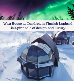 Wau House in Finland